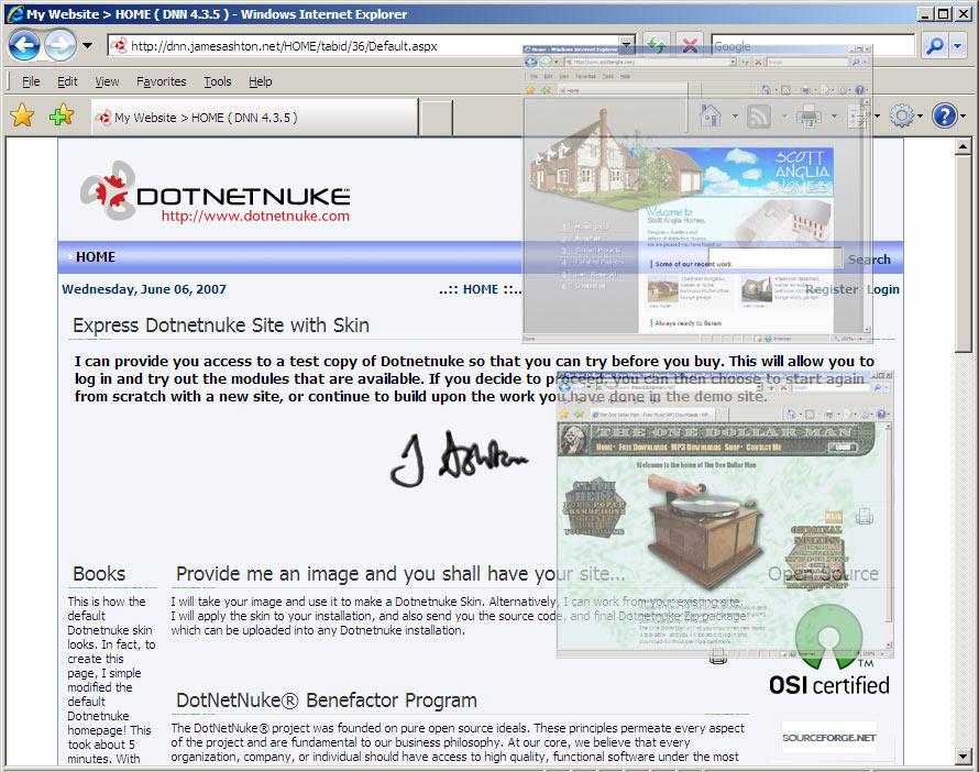 Dotnetnuke Freelancers Guru