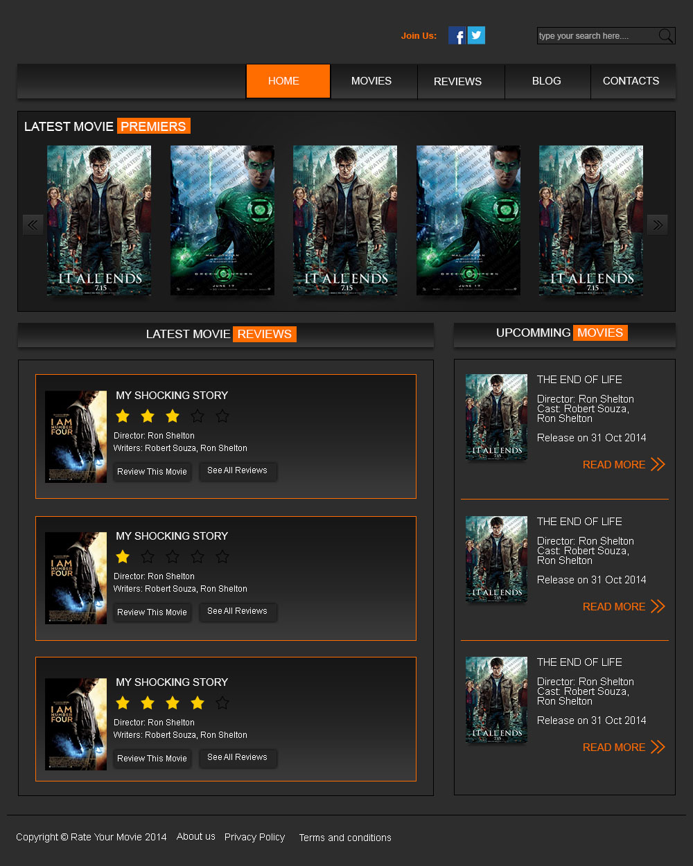 Best movie rating site