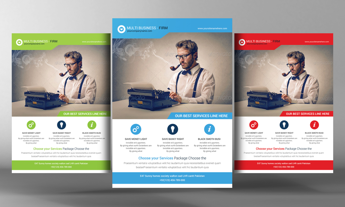 Flyer Samples Templates Bold BrochuresReligious Organizations – University Brochure Template