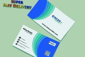 Design Dynamic Visiting Card