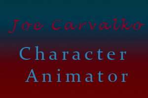 Portfolio for Character Animation and CG Generalist