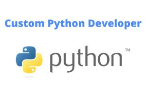 Portfolio for AWS python developer. Python Developer