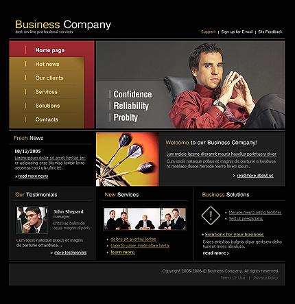 Portfolio for Flash Website Design