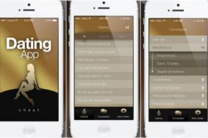 Dating app :- IOS