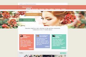 Portfolio for WordPress Beauty Site Theme