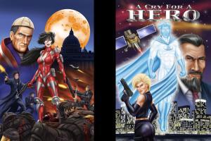 Portfolio for Comic Book Covers