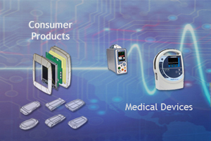 Portfolio for Product Development - Medical & Consumer