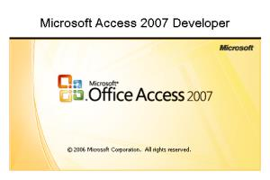 Portfolio for Microsoft Access/VBA Developer