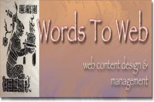 Portfolio for Words To Web Web Content Management