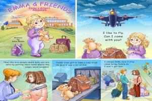 Picture Book  Emma and Friends