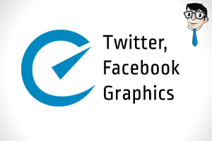 Portfolio for Twitter Facebook Graphics Development