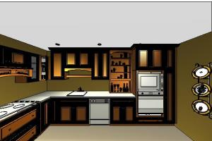 Bar Design with AUTO CAD 20/20