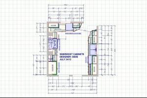 Kitchen Design with AUTO CAD 20/20