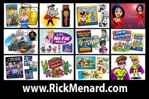 Portfolio for Cartoons & Cartooning, Cartoonist