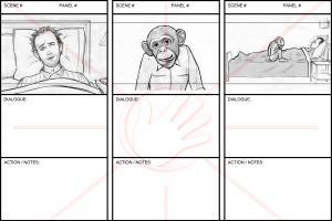 Portfolio for Storyboarding Illustration
