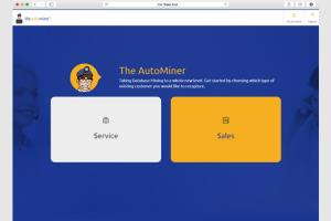 Web: Auto Miner