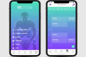 Mobile: FitStation