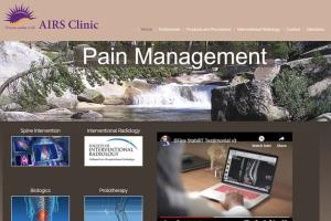 Portfolio for Medical Services and Testimonials
