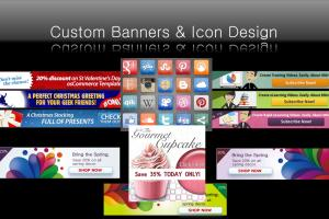 Portfolio for Banner Ads & Icons