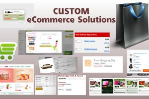 Portfolio for Custom eCommerce Website with SEO