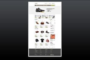 Portfolio for Ecommerce store development