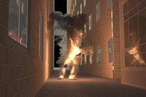 Portfolio for VFX and Scientific Simulations