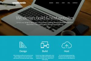 Portfolio for HTML / CSS Front-end Development