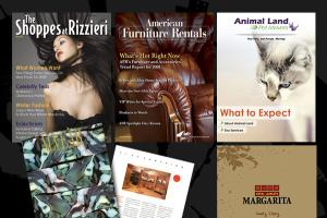 Portfolio for Desktop Publishing