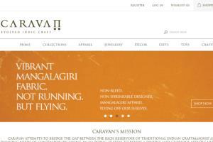 Digital Marketing for Caravan Evloved Indic Craft