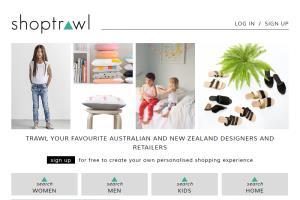 Ecommerce: http://www.shoptrawl.com/