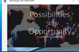Web Brochure U.N. Technology2019