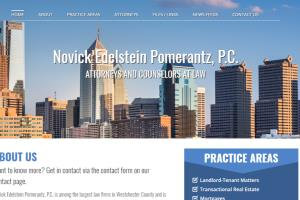 Portfolio for Attorney Websites & Case Management