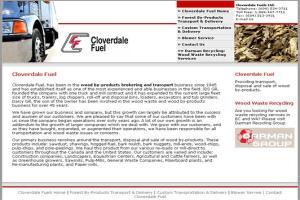 Portfolio for B2B website