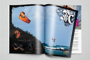 Portfolio for Print Advertisement Design