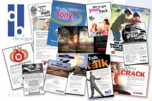 Portfolio for HALF PAGE AD – Unlimited Revisions