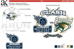 Portfolio for Fashion, T-shirt graphics, Logo branding