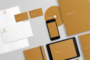 Portfolio for Brand Identity | Stationery Design