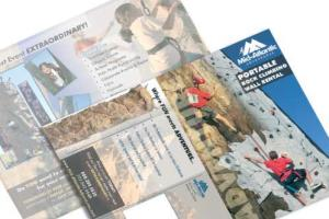 Portfolio for Bi-Fold or Tri-Fold Brochure Design!!