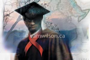 Portfolio for Collage Illustration