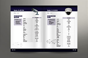 Portfolio for Catalog Design