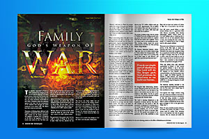 Portfolio for Magazine Layout & Design