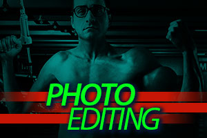 Portfolio for Photoshop Retouching