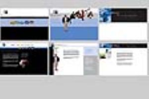 Portfolio for Fabulous UI Templates