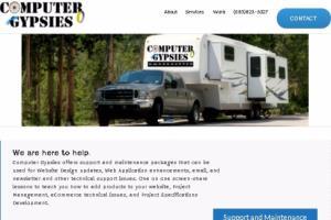 Portfolio for Website Maintenance & Support