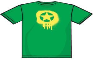 Portfolio for T-shirt Collection Design (10 Graphics)