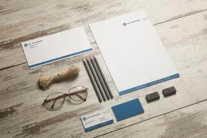 Stationary designs, Business Cards, Letterheads