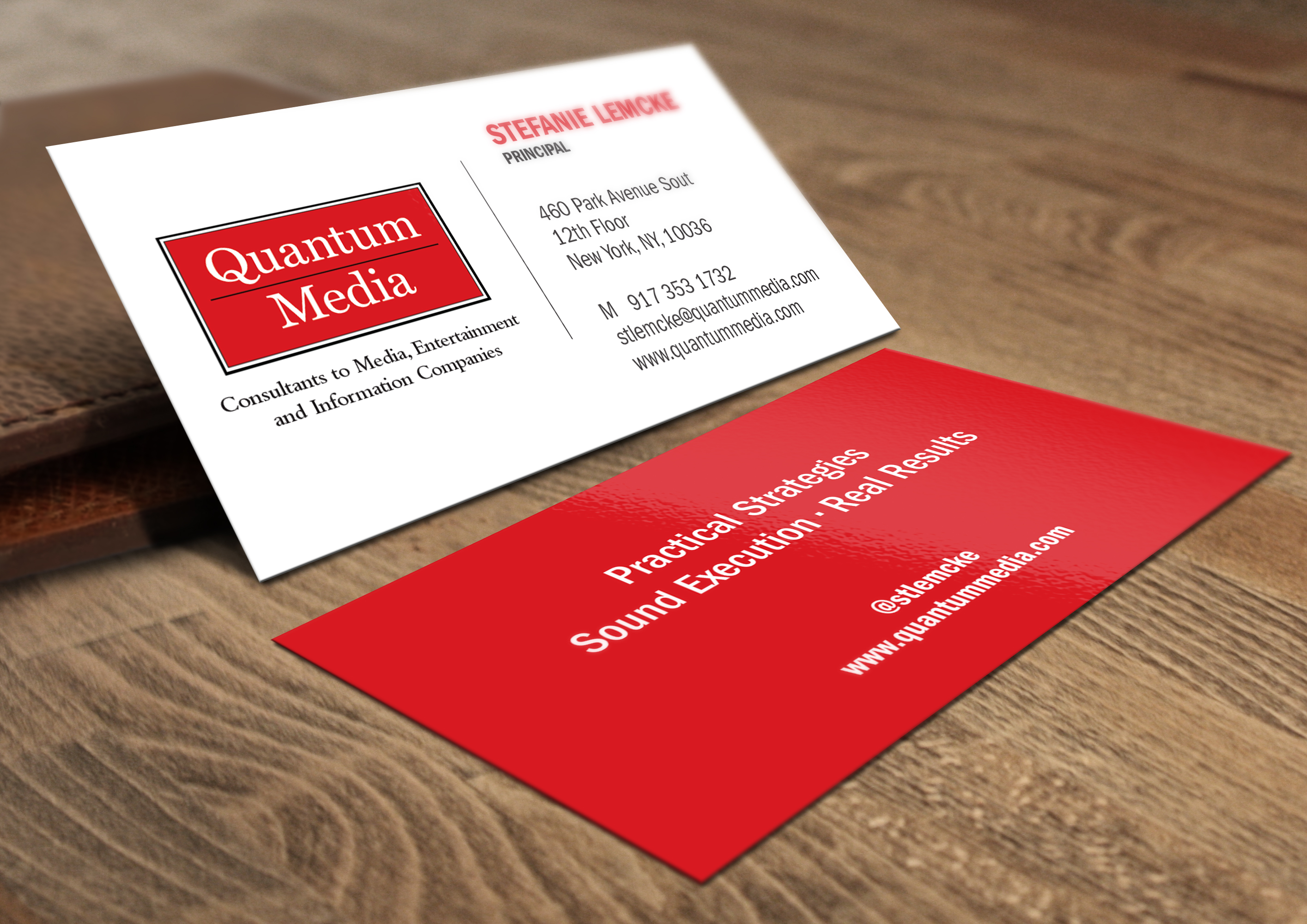 Stationary designs, Business Cards, Letterheads by MadridNYC on Guru