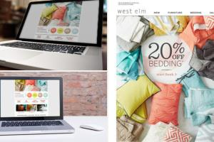 Portfolio for Advertising and Promo Websites