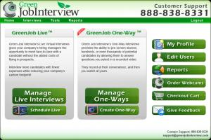 GreenJobInterview.com