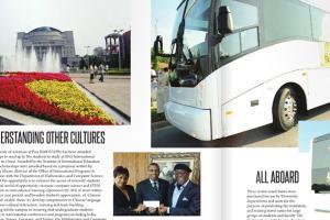 Portfolio for Magazine/Book Editing and Design